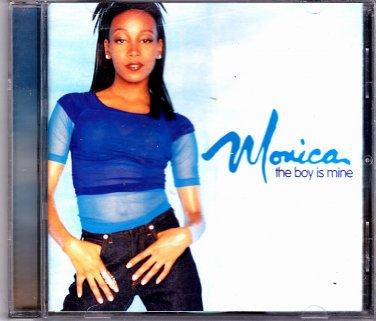 Monica - The Boy Is Mine CD 1998 - Very Good