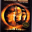 Universal Soldier - The Return DVD 1999 - Like New