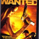 Wanted DVD 2008 - Very Good