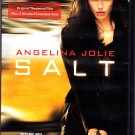 Salt DVD 2010 Unrated - Very Good