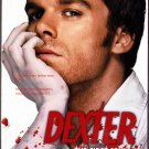 Dexter The Complete 1st Season DVD 2007, 4-Disc Set - Very Good