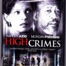 High Crimes DVD 2005 - Brand New