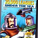 20,000 Leagues Under the Sea DVD 2000 - Very Good