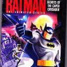 Batman - Secrets of the Caped Crusader DVD 2004 - Very Good