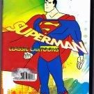Superman - Classic Cartoons DVD 2009 - Very Good