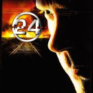 24 Season 4 DVD 2005, 7-Disc Set - Very Good