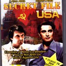 Secret File, U.S.A. - 4 Classic Episodes DVD - Good