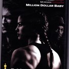 Million Dollar Baby DVD 2005, 2-Disc Set - Very Good
