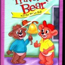 Traveling Bear and the Brass Bell DVD - Brand New