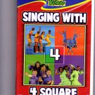 Singing With 4 Square DVD 2010 - Brand New