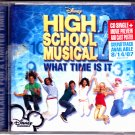 High School Musical 2 'What Time Is It' 2007 CD - Brand New