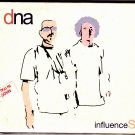 Influences by DNA (Italy) CD 2005 - Brand New - Factory Sealed