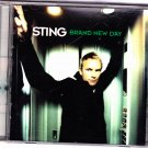 Brand New Day by Sting (The Police) CD 1999 - Like New