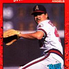 Mike Fetters - Angels 1990 RC Donruss Baseball Trading Card #35