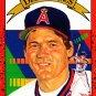 Brian Downing - Angels 1990 Donruss Baseball Trading Card #10