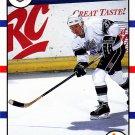 Bob Kudelski - Kings 1990 Score Hockey Trading Card #305