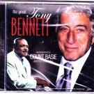 Great Tony Bennett CD - Brand New