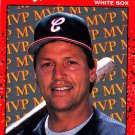 Carlton Fisk - White Sox 1990 Donruss Baseball Trading Card #BC19