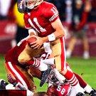 Alex Smith - 49ers 2009 Upper Deck Football Trading Card #166