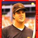 Dennis Rasmussen #420 - Padres 1990 Donruss Baseball Trading Card