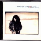 Elemental by Tears for Fears CD 1993 - Very Good