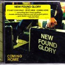Coming Home by New Found Glory CD 2006 - Brand New