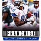 Calvin Johnson Jr #277 - Lions 2013 Score Football Trading Card