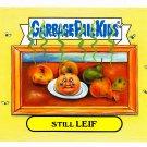 Still LEIF #27b - Garbage Pail Kids Trading Card