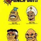 Punch Out !! #15 - Nintendo 1989 Topps Sticker Trading Card