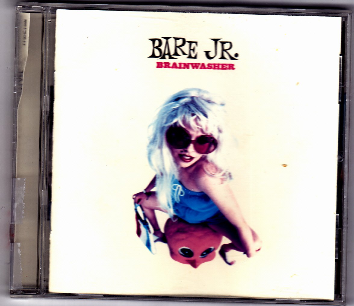 Brainwasher by Bare Jr. CD 2001 - Good