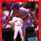 Alex Sanchez #45 - Blue Jays 1990 Donruss RC Baseball Trading Card