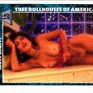 Lauren Caren #50 Dollhouse 1993 Adult Sexy Trading Card
