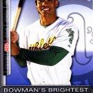 Michael Taylor #BBR12 - Athletics 2011 Bowman Baseball Trading Card