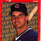 Ryne Sandberg #BC-10 - Cubs 1990 Donruss Baseball Trading Card
