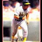 Doug Jennings #819 - Athletics 1991 Score Baseball Trading Card