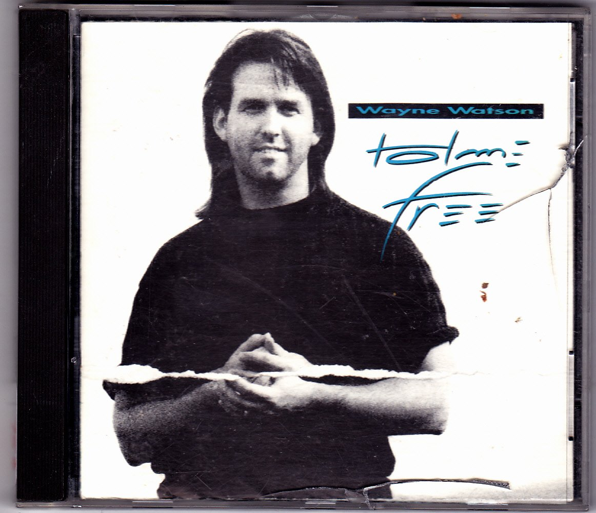 Home Free by Wayne Watson CD 1990 - Very Good
