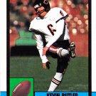 Kevin Butler #375 - Bears 1990 Topps Football Trading Card
