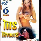 Big and Natural Tits 2 - Tits Tryouts - Adult DVD - COMPLETE