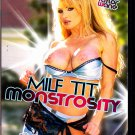 Milf Tit Monstrosity - Adult DVD - Factory Sealed