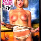 Real Married Couples on Tape - Adult DVD - Factory Sealed