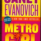 Metro Girl by Janet Evanovich 2009 Paperback Book - Very Good