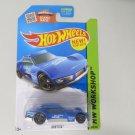 Hot Wheels 2015 Driftsta Blue - Brand New