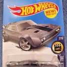 Ice Charger Gray - Hot Wheels 2017 - Brand New