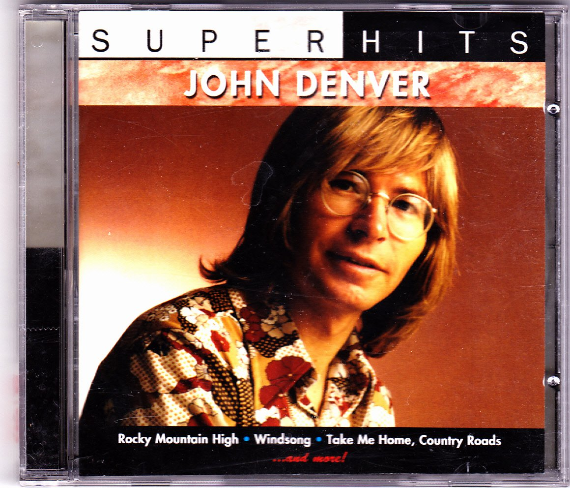 Super Hits by John Denver CD 2010 - Very Good