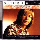 Super Hits by John Denver CD 2010 - Very Good