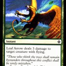 Leaf Arrow - Green - Instant - Magic the Gathering Trading Card