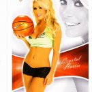 Crystal Hefner #7 - Bench Warmers 2013 Sexy Trading Card