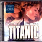 Titanic - Music from the Motion Picture by Various Artists CD 1997 - Very Good