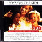 Boys on the Side - Original Soundtrack by Various Artists CD 1995 - Very Good