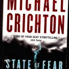 State of Fear by Michael Crichton 2005 Paperback - Very Good